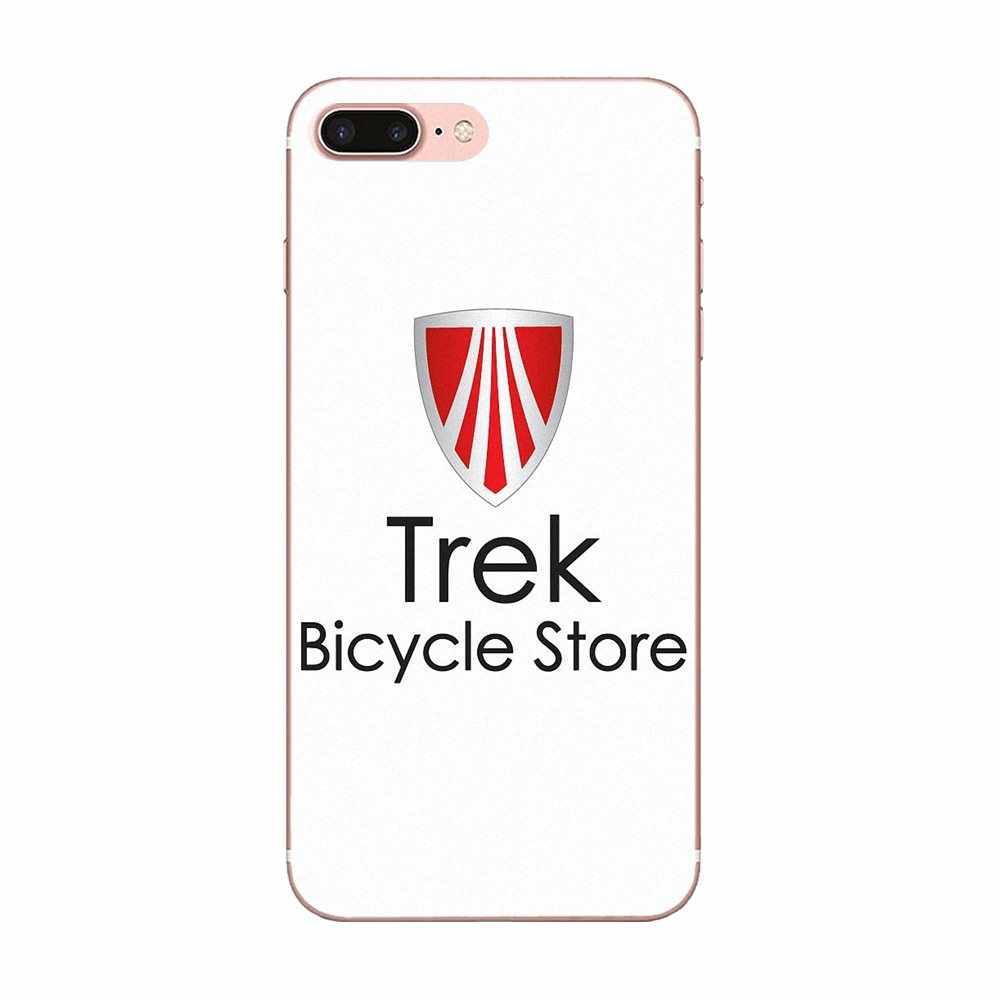 2019 Trek bicicletas de montaña para Galaxy J1 J2 J3 J330 J4 J5 J6 J7 J730 J8 2015, 2016, 2017, 2018 cubierta transparente mini Pro TPU