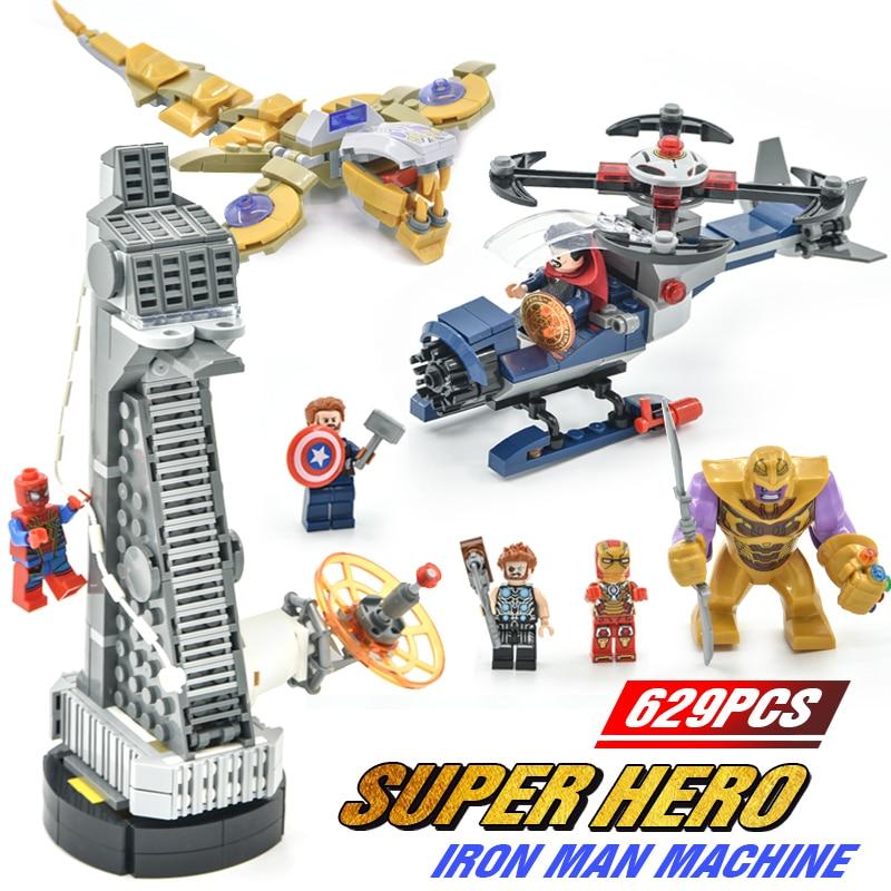Avengers  Endgame Thanos Infinity Gauntlet 629pcs Building Toys no box