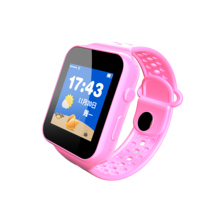Kids Smart Watch 2G SIM Card Phone SOS with Anti-Lost Alarm Sim Slot Touch Screen Smartwatch for Children