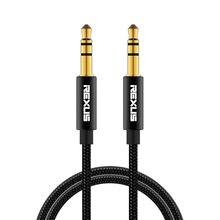 1/1.8/3/5/7.6/10m 3.5mm jack cabo de áudio pano aux para iphone carro fone de ouvido linha fio cabo para iphone para samsung