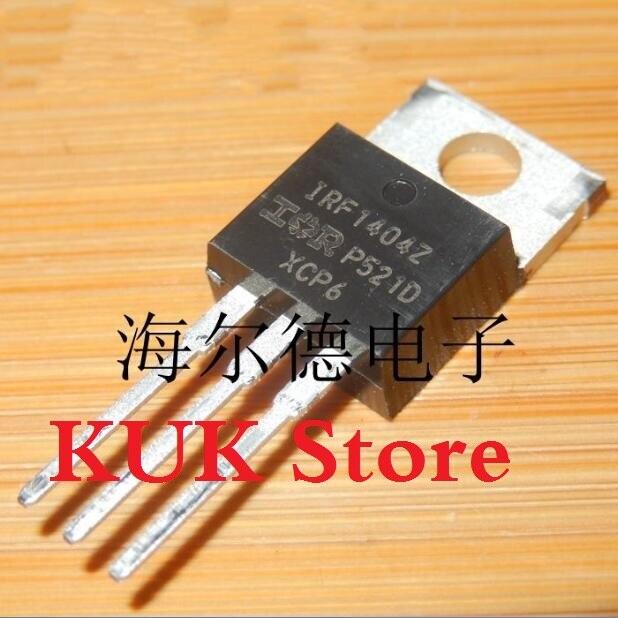 Real 100% Original NEW IRF1404Z F1404Z IRF1404ZPBF TO-220 10PCS/LOT