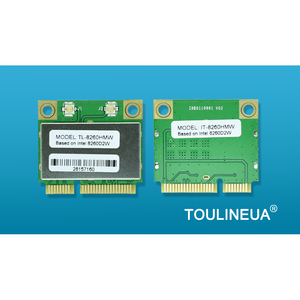 Image 1 - TL 8260HMW intel 8260HMW 8260 Intel8260 8260 AC 8265AC AX200 mini AX200HMW Mini PCIe WiFi Network Card PK 7260HMW 7260AC