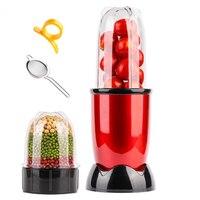 Mini Tragbare Elektrische entsafter BPA FREI Blender Profi Mixer Mixer Küchenmaschine Japan Klinge Entsafter Eis Smoothie Maschine-in Mixer aus Haushaltsgeräte bei