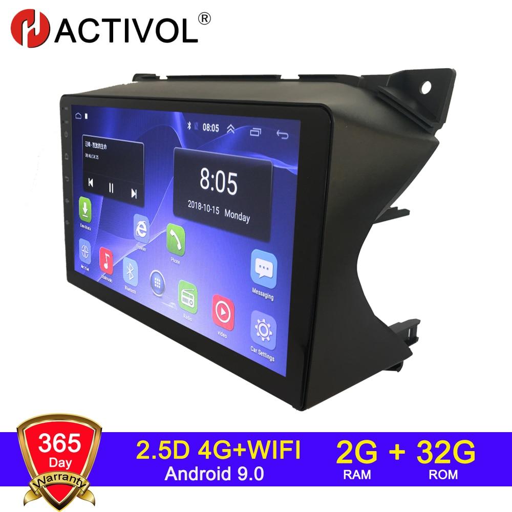 Rádio do carro de hactivol 2g + 32g android 9.1 estéreo para suzuki alto 2009-2013 jogador de dvd do carro gps navegação acessório do carro 4g internet