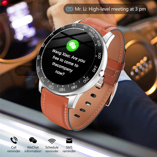 LIGE 2020 New Smart Watch Men Women Watch Heart Rate Monitor Music Control For Android/iPhone IP68 Waterproof Sport Smartwatch 5