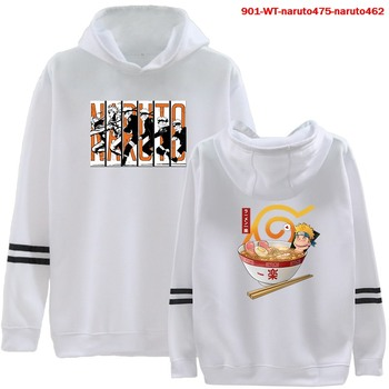 Harajuku Hoodies Naruto Women's Clothing High Quality Hoody Japanese Cartoon Anime Hoodie Naruto Hip-Hop Men/female Fashion Tops naruto hoodie men japanese streetwear mens hoodies hip hop hoody sweatshirt men hoodies sweatshirts 2019 autumn cartoon hoodies