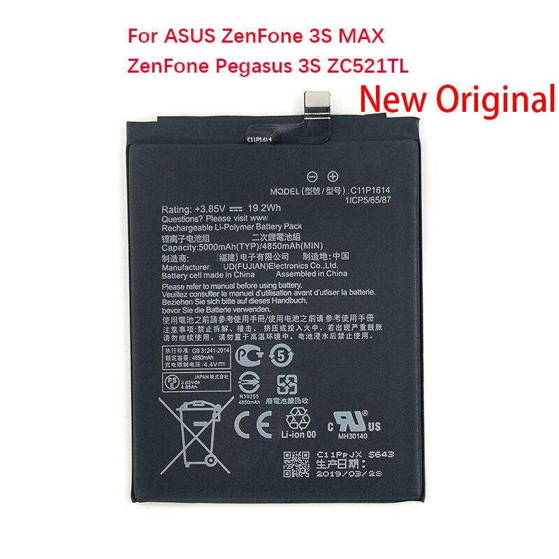5000 мА/ч, C11P1614 батарея для ноутбука Asus ZC521TL zenfone 3S MAX мы собрали воедино ZenFone Pegasus 3S мобильный телефон в наличии + номер для отслеживания