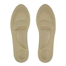 Ортопедические стельки 3d на высоком каблуке для ухода за ногами