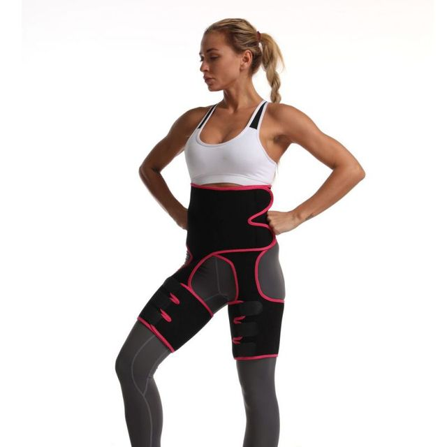 Sweaty Waist Support Belt Widening Yoga Fat Burning Belly Belt Running Leggings Stuffy Sweat Heat Shaping Belt 1