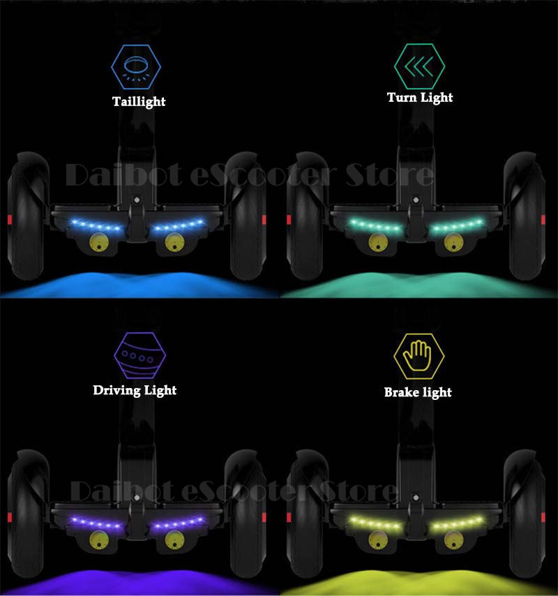 Daibot Powerful Electric Scooter 700W 54V 2 Wheels Self Balancing Scooters Kids Adults Balance Scooter Hoverboard APPBluetooth (15)