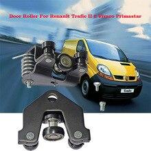 Ролик раздвижной двери для Renault Trafic II 2 Vivaro Primastar 7700312372, 7700312012