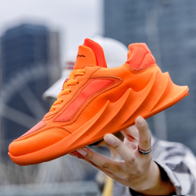 High Quality Trend Outdoor Man Running Shoes Light Breathable Brand Men