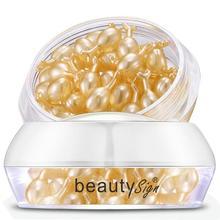 37pcs Hyaluronic Acid Capsules Vitamin E Serum Removing Whitening Cream Face Car