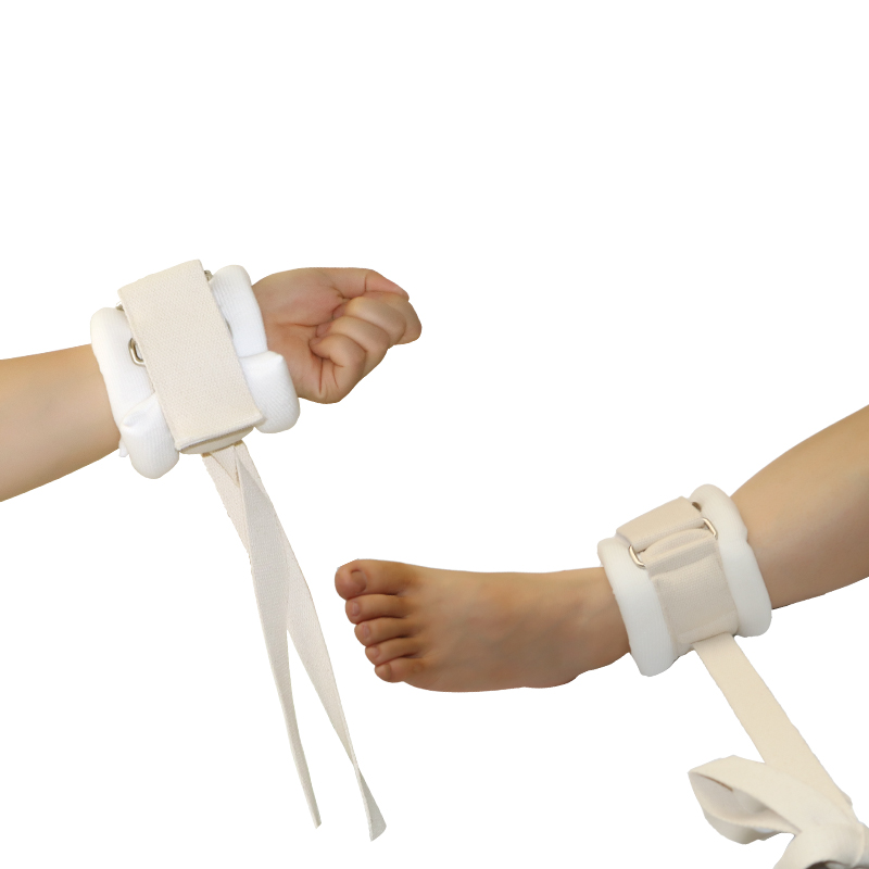Control Limb Holder,1 PCS Medical Restraints Patient Hospital Bed Limb Holders For Hands Or Feet Universal Constraints Control