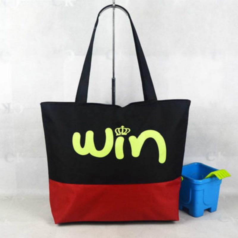 Handbags Designer Purses Tote-Bag Crossbody-Bag Canvas Women Brand-New Bolsas Printing
