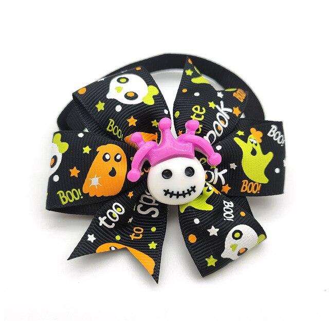 Купить 20/50 шт хэллоуин для домашней собаки галстук бабочка большие картинки цена