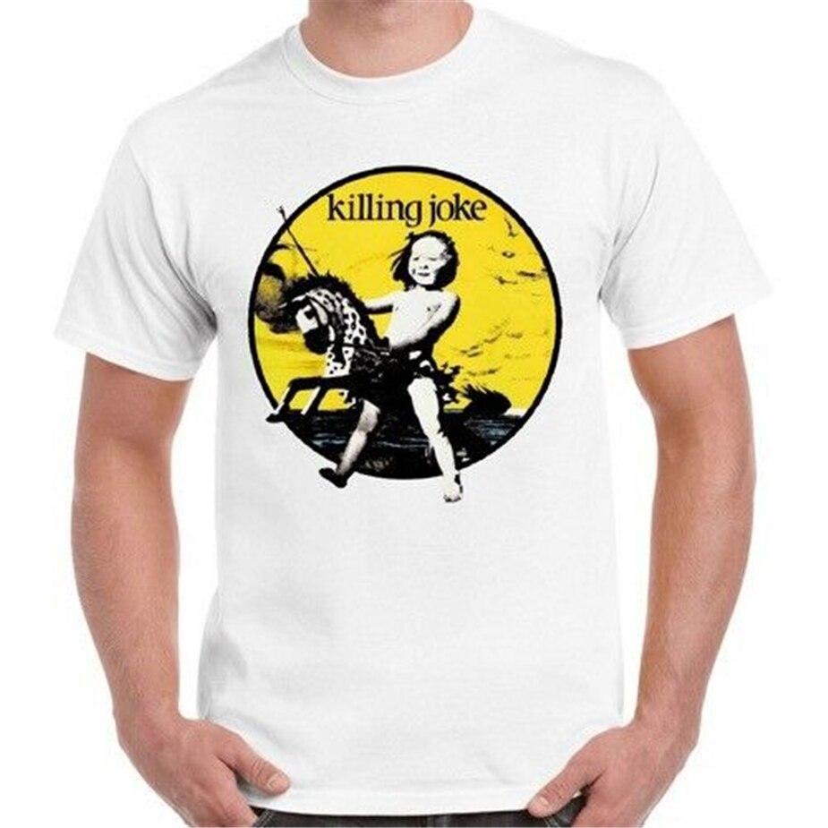 Killing Joke Let's All Go To The Fire Dances Retro T Shirt 366
