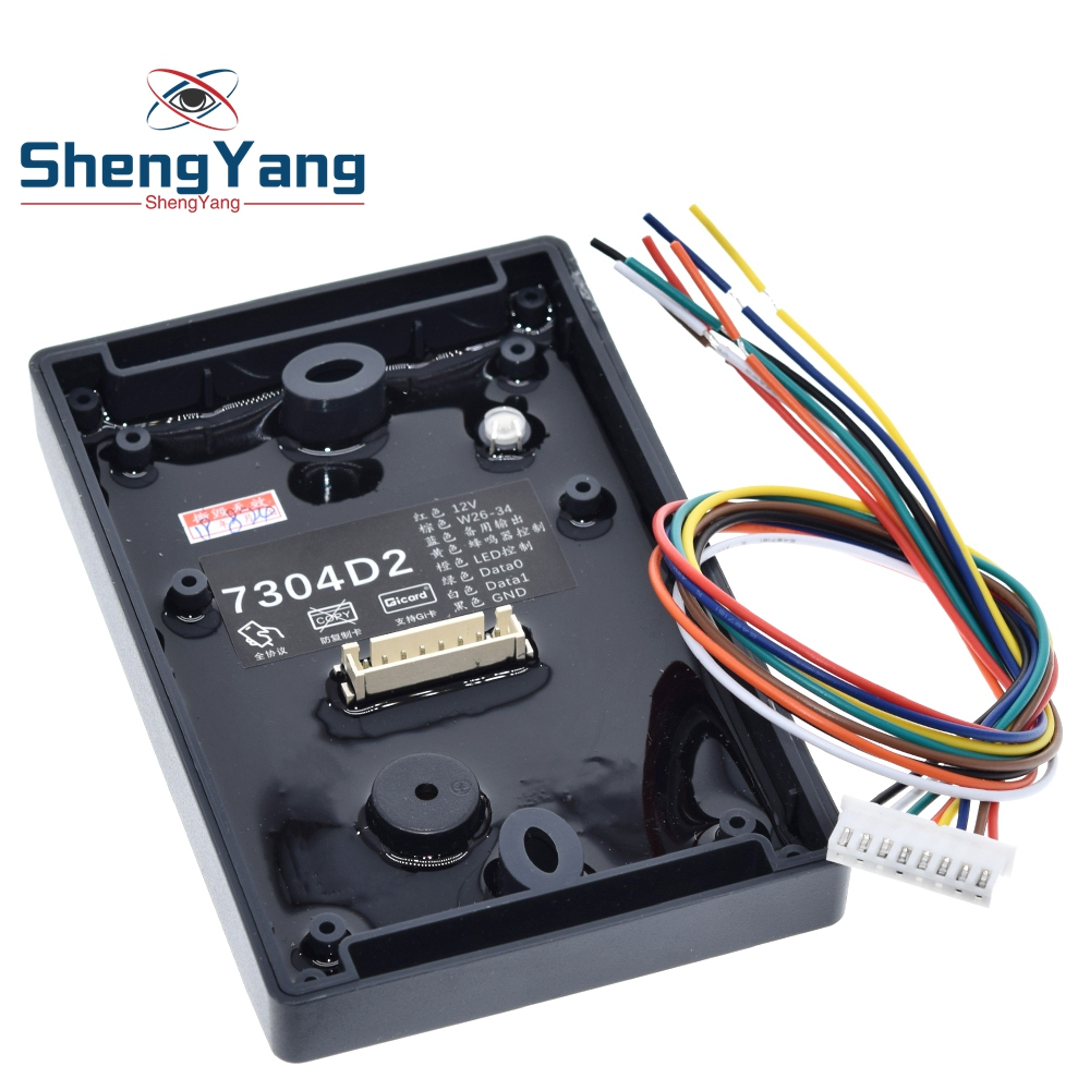 for Arduino RFID Module Dual Frequency RFID Reader Wireless Module 5cm Reader Mode 13.56MHz 125KHz ISO14443A EM4100