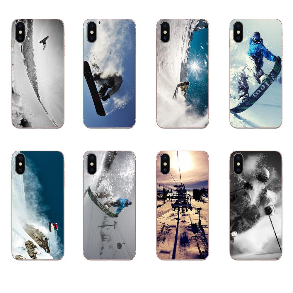 On Sale For Galaxy Note 10 A10E A10S A20S A30S A40S A50S A6S A70S A730 A8S M10S M30S Lite Plus Snow Or Die Ski Snowboard Sport