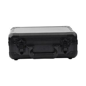 Image 5 - Aluminum Box Portable Storage Bag Waterproof Suitcase EVA Drone Quadcopter Accessories Spare Parts for DJI Mavic 2 Pro Zoom Case