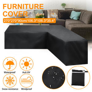 Furniture-Cover Chair-Protective-Cover Corner Snow-Table Outdoor Patio Garden L-Shape