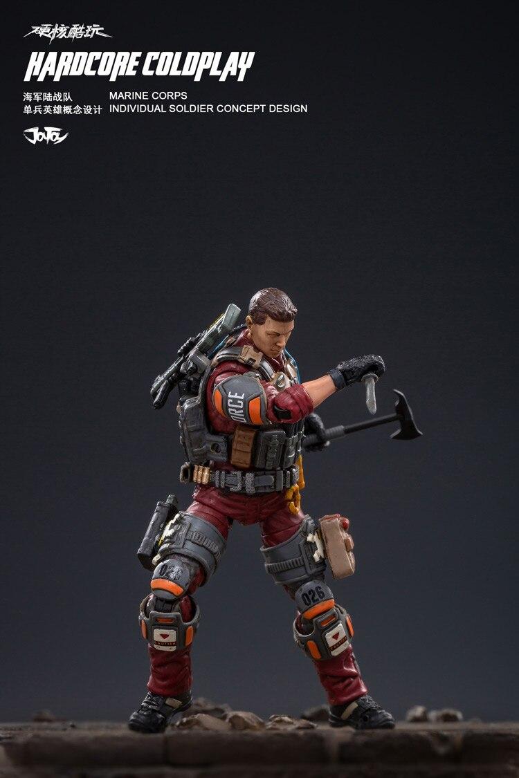 toy 1/18 modelo figura 10