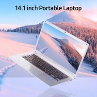 14.1 inch Laptop Intel J3455/J3355/Z8350 Processor 8GB DDR3 512GB SSD 1920*1080 Resolution Portable Business Office Laptop 1