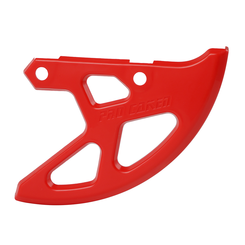 <font><b>Plastic</b></font> Motorcycle Rear Brake Disc Guard For Honda CR 125 <font><b>CRF</b></font> 250 <font><b>450</b></font> R X RX CRF250R CRF250X CRF450R CRF450X CRF450RX 2002-2019 image