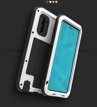 Note10 + ケースlove meiヘビーデューティ強力なサムスンギャラクシーNote10ケース携帯電話ケース注10プラス