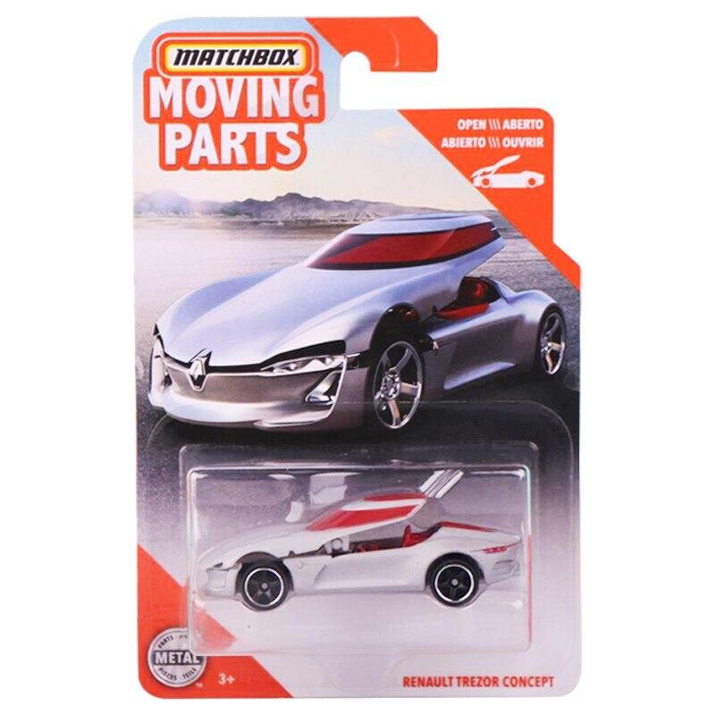 2020 Matchbox 1:64 Car RENAULT TREZOR CONCEPT  Collective Edition Metal Diecast Car Alloy Model Car Kids Toys Gift