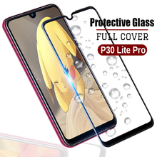Tempered Glass For Huawei P30 lite Y9 P Smart 2019 Nova3 3i Mate 20 10 P20 lite Case Protective Film On Honor V20 8C 8X 7A 7C 10 soft black tpu phone cases for huawei honor 8x max 8c nova 3 3i mate 20 lite pro x rs p20 lite plus y9 2019 case