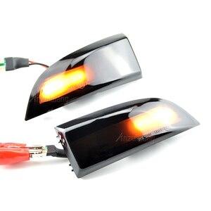 Image 4 - مصباح انعطاف مرآة ديناميكي ، إشارة انعطاف ، مناسب لرينو ميجان 3 MK3 III RS 2008 2016 BZ KZ DZ