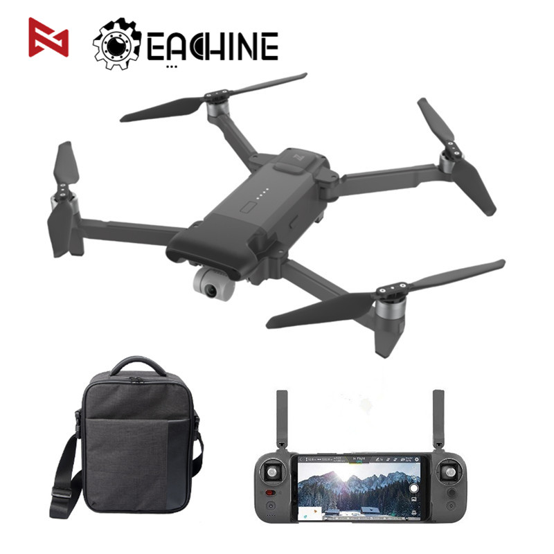 Presale FIMI X8 SE 5KM FPV With 3-axis Gimbal 4K Camera GPS 33mins Foldable Flight Time Black RC Drone Quadcopter RTF With Bag