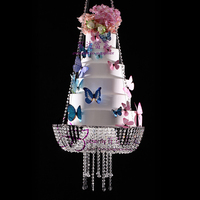 wedding hanging cake stand For Party Wedding Birthday Festival Decor