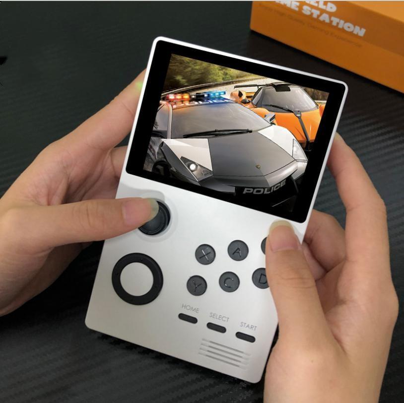 Новый ретро игровой консоли 4.0 Bluetooth беспроводной портативный игровой консоли с Joystock выход регулятора HDMI для PSP с PS1 N64 на данный момент нес га