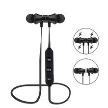 Bluetooth Earphone For Xiaomi Redmi K20 Pro 8 7 6A 5 5A 4A S2 Y2 Y3 Note 8 7 Pro 6 4 4X 5 5A Prime Y1 Lite Wireless Headphone(China)