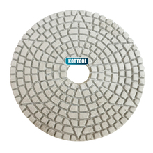 3/4/5 1-3 Grit Dry/Wet Diamond Polishing Pads Grinding Discs Round Shape For Granite Stone Concrete Marble Polish