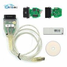 VCP escáner SW 5.5.1 para VAG puede PRO herramienta de diagnóstico FTDI Chip OBD OBDII puede autobús UDS K-Line VCP PRO V5.5.1