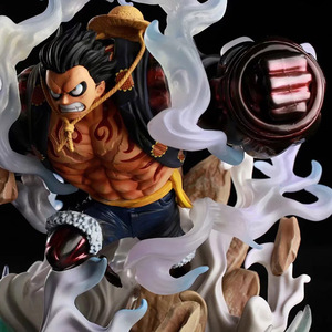 Image 3 - Anime Nhật Bản Một Mảnh Hình One Piece Luffy Tượng Nhựa PVC Đồ Chơi GK Luffy Hình Trang Trí Mô Hình Đồ Chơi Trẻ Em quà Tặng