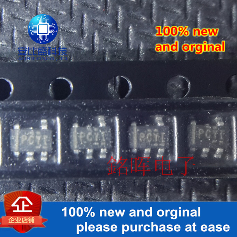 10pcs 100% New And Orginal TPS77050DBVR Silk-screen PCYI SOT-153 In Stock