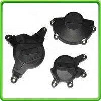 Motorcycle Engine Case Cover Slider / Protector Set Fit for Honda CBR600RR 2007 2008 2009 2010 2011 2012 13 14 2015 2016