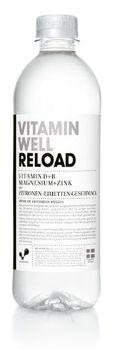 Vitamina well Reload 12x 500ml