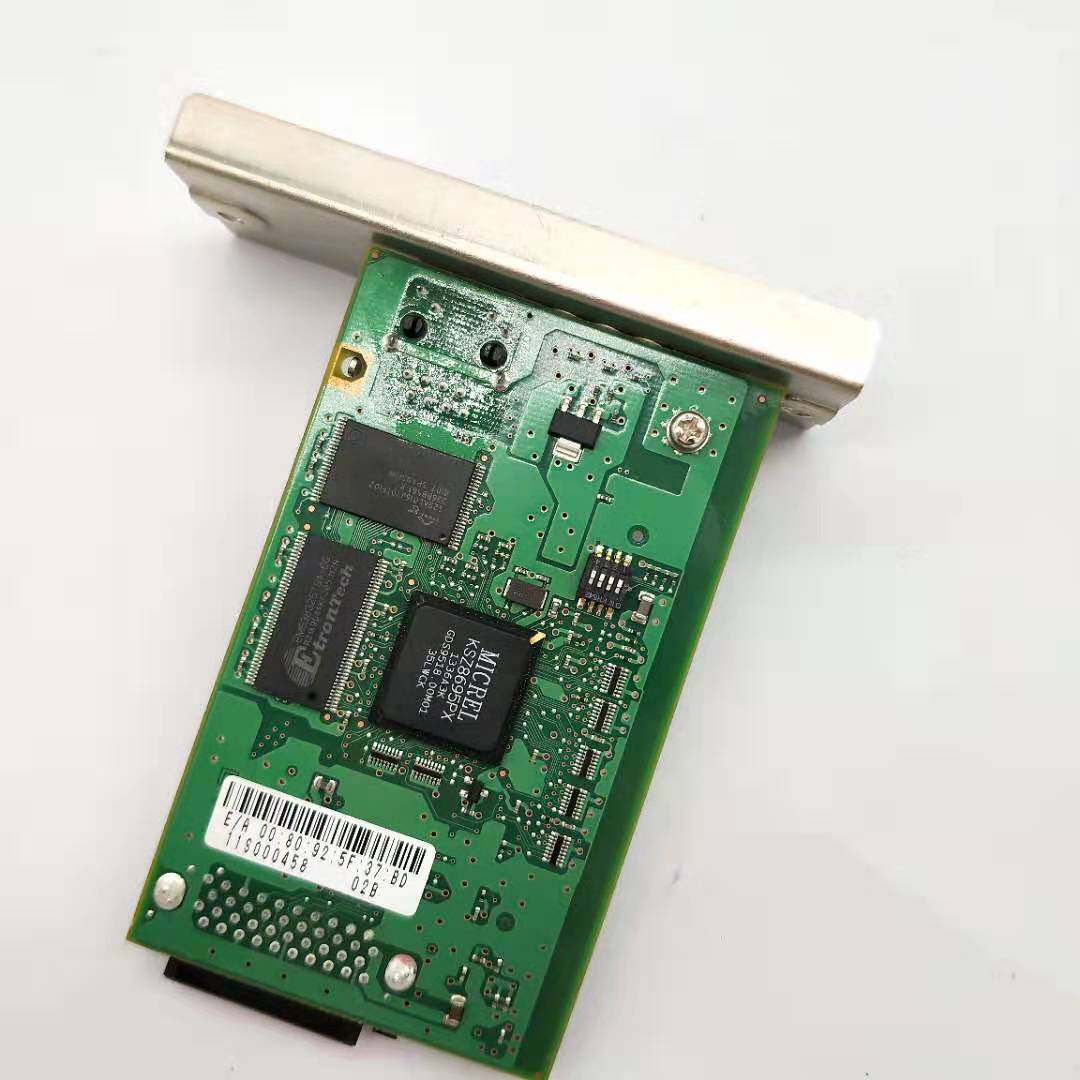 Epson UB-E04 M329A C32C824541 10//100 Network Interface Card w// USB