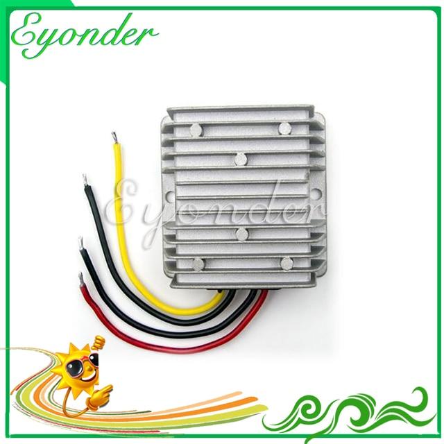 Eyonder 8~40v 18v 19v 20v 24v 28v 32v dc dc voltage regulator step down step up boost buck converter 12v to 12v 6a 10a 72w 120w