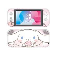 Cinnamoroll pegatina de piel para Nintendo Switch, pegatina protectora para Nintendo Switch Lite