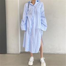 Женское платье макси rugod Полосатое солнцезащитное шикарное