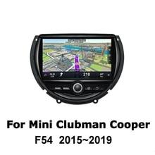 Mini Clubman Cooper S D F54 2015, 2016, 2017, 2018, 2019 coche Multimedia player GPS Radio de Audio navegación NAVI