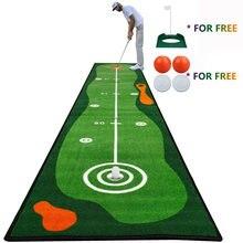 Коврик для гольфа crest golf 300 см * 50 зеленый коврик игры