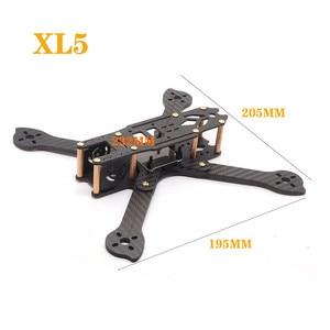 Image 2 - HSKRC 3K Углеволокно XL5 V2 232 мм XL6 283 мм XL7 294 мм XL8 360 мм TrueX 5/6/7/8 дюйма XL340 340 мм FPV рама для фристайла Racing Drone