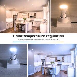 Image 4 - GLED0PTO ZIGBEE Mr16 reflektory led 4W RGB/CCT żarówka LED DC12V praca z smartthins zigbee hub echo plus inteligentne sterowane telefonem światło